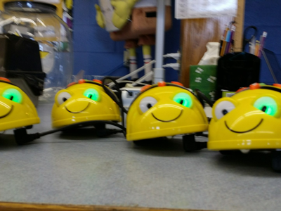 The Bee-Bots have arrived!