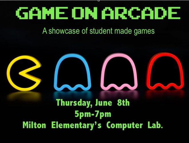 Come out June 8th for the 5th annual Game On Arcade!